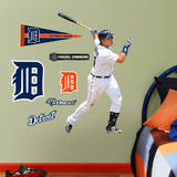 Miguel Cabrera Fathead Jr. Wall Decal
