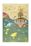 Noah's Ark II Wydruk giclee autor David Sheskin
