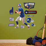 Eli Manning - Fathead Jr. Wall Decal