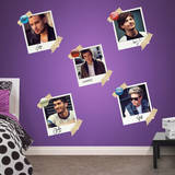 One Direction Snapshots Collection Wall Decal