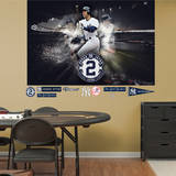 Derek Jeter- The Captain Mural Wall Mural