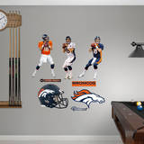 Peyton Manning Hero Pack Wall Decal
