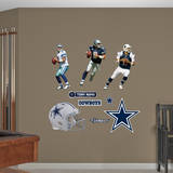 Tony Romo Hero Pack Wall Decal