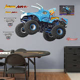 Monster Jam: Jurassic Attack Wall Decal