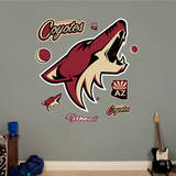 Arizona Coyotes Logo Wall Decal