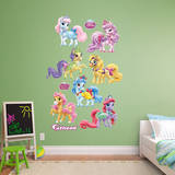 Palace Pets - Ponies Collection Wall Decal