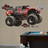Monster Jam: Northern Nightmare Wall Decal