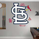 St. Louis Cardinals Alternate Logo Wall Decal