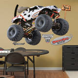 Monster Jam: Monster Mutt - Dalmatian Wall Decal