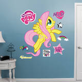 My Little Pony: Fluttershy Wall Decal