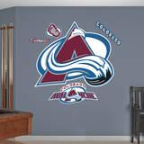 Colorado Avalanche Logo Wall Decal