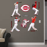 Cincinnati Reds Power Pack Wall Decal