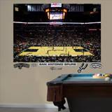 San Antonio Spurs Arena Mural Wall Mural