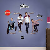 The Vamps Collection - Fathead Jr. Wall Decal