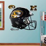 Missouri Tigers Helmet Wall Decal