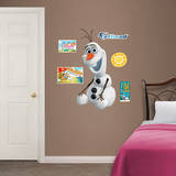 Disney Frozen - Olaf Fathead Jr. Wall Decal