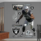 Khalil Mack Wall Decal
