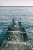 The Jetty Photographic Print by Tim Kahane