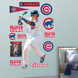 Javier Baez Wall Decal