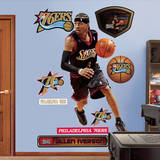 Allen Iverson Legend Wall Decal