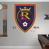 Real Salt Lake Logo Wall Decal