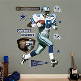 Michael Irvin Wall Decal
