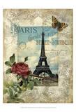 Eternal Paris Posters par Abby White