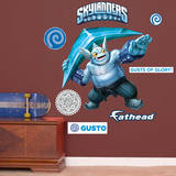 Skylanders Trap Team: Gusto - Fathead Jr. Wall Decal