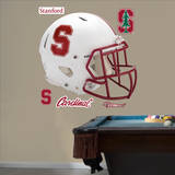 Stanford Cardinal Helmet Wall Decal