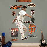 Madison Bumgarner - Ace Wall Decal