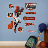 AJ Green - Fathead Jr. Wall Decal