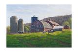 Lone Pine Farm Giclee Print by Bruce Dumas
