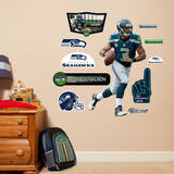 Russell Wilson - Fathead Jr. Wall Decal