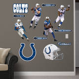 Indianapolis Colts Power Pack Wall Decal