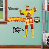 Hulk Hogan - Fathead Jr. Wall Decal