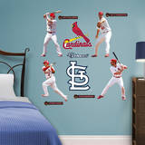 St. Louis Cardinals Power Pack Wall Decal