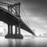 Manhattan Bridge 1 Photographic Print by Moises Levy