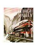 Lehigh Valley Giclee Print