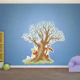 Winnie the Pooh - Honey Tree Wall Decal