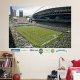Seattle Sounders Stadium Mural Wall Mural