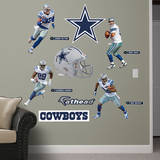 Dallas Cowboys Power Pack Wall Decal