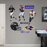Joe Flacco Hero Pack Wall Decal