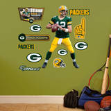 Aaron Rodgers - Fathead Jr. Wall Decal