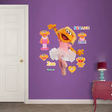 Zoe - Fathead Jr. Wall Decal