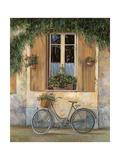 La Bici Giclee Print by Guido Borelli