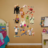 Muppets Collection Wall Decal