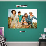 One Direction Best Mates Mural Wall Mural