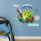 Skylanders Trap Team: Food Fight - Fathead Jr. Wall Decal