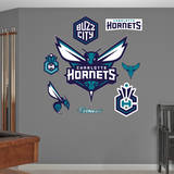 Charlotte Hornets Logo Wall Decal