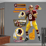 Kirk Cousins Wall Decal